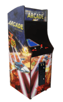 Arcade Classics Upright Arcade Machine, Play ALL..