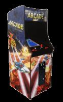 Arcade Classics Upright Arcade Machine, Play ALL..