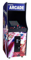 Arcade Classics Upright Arcade Machine...