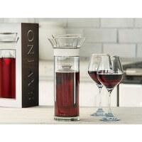 Savino: Glass Wine Saver Carafe