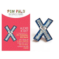 Pin Pals: X Alexis X-Ray