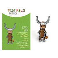 Pin Pals: Y Zack Yak