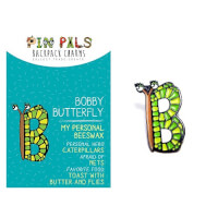 Pin Pals: B Bobby Butterfly