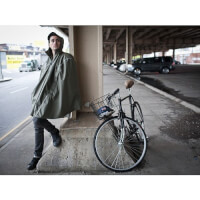 Cleverhood: High Performance Rain Cape