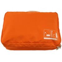 Flight 001: F1 Spacepak Toiletry - Orange
