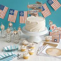 Printable Party Kit - History Buff