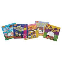 Indestructible Nursery Rhyme Book Set