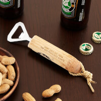 Game Used Baseball Bat Bottle Openers
