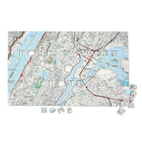 Custom Street Map Puzzle