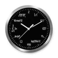 Equation Geek Clock