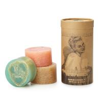 Loofah Scrubber 3 Piece Soap Set