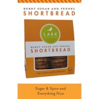 Lark Fine Foods: Burnt Sugar And Fennel Shortbread