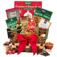 Christmas Gift Basket - Classic
