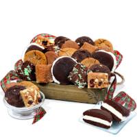 Seasons Greetings Holiday Gift Basket