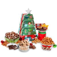 Christmas Ornament Gift Tower