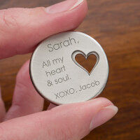 Personalized Pocket Token - All My Love