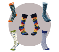 Stylish & Suave Sock Subscription For Him