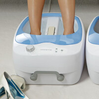 Heated Foot Bath