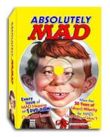 50+ Years Of MAD Magazine
