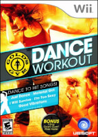 Golds Gym Dance Workout For Nintendo Wii