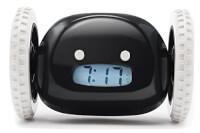 Clocky Alarm Clock On Wheels