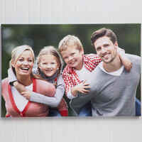 Personalized Photo Canvas Print - 20x30