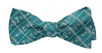 Mens Periodic Table Bow Tie