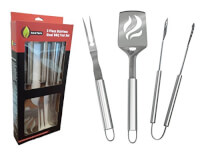 Pro Grade BBQ Tools (20% Thicker Steel)