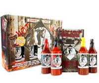 Hot Sauce Gourmet Gifts Basket Set