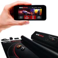 Smartphone Robot Car Racing Game