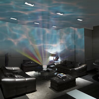 Ocean Wave Projector LED Night Light