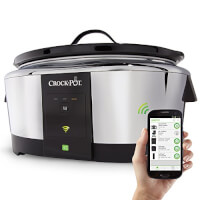 Wifi-Enabled Smart Crock-Pot