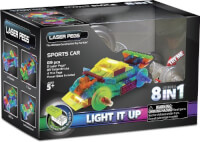 8-In-1 Sports Car Building Set