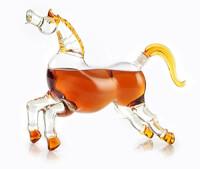 Horse Shaped Liquor Dispenser