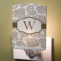 Personalized Night Light - Trendy Signature