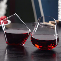 Bruni Rolling Wine Glasses, Set Of 2