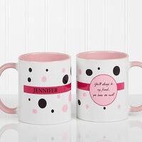 Personalized Womens Coffee Mugs - Sweet & Sassy..