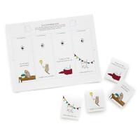 Printable Cat Tao Birthday Cards