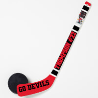 Personalized Mini Photo Hockey Stick - My Photo