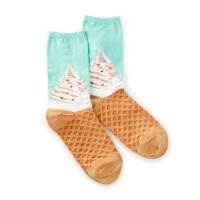 Womens Soft Serve Socks