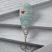Personalized Fishing Lure - Im Hooked On You