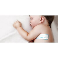Wearable Smart Thermometer Patch