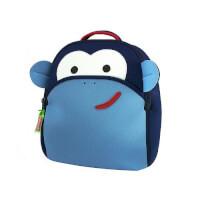 Dabbawalla: Backpack - Blue Monkey