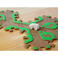 Tobo Toys: Upcycled Play Track - Set Of 22