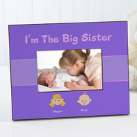 Sister Cartoon Character Personalized Picture..