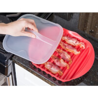 Lekue: Microwave Bacon Cooker