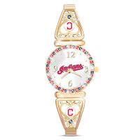 My Indians Ultimate Fan Womens Wristwatch