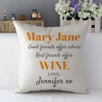 Best Friends Get Wine