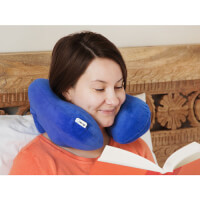 Neck Sofa: Structured Neck Support Pillow