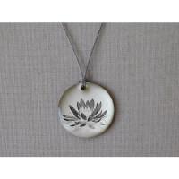 Everyday Artifact: Pendant Necklace - Nylon Cord..